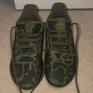 Adidas Camo Tublar Shadow Sneakers